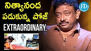 Director Ram Gopal Varma About Nithyananda Swamy | Ramuism 2nd Dose
