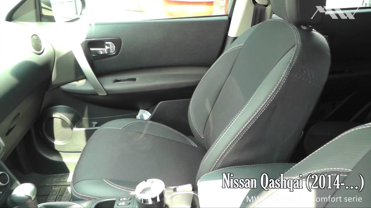 Coprisedili per Nissan Qashqai (2014-…) - YouTube