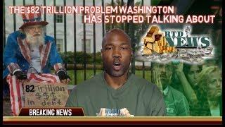 Fall Of Amerikkka: The $82 Trillion Problem Washington Has Stopped Talking About