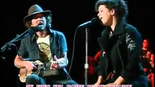Eddie Vedder w/ Regine Chassagne -Tonight You Belong to Me - subtitulada