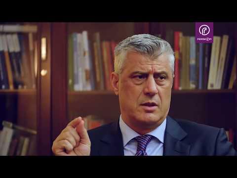 Intervistë ekskluzive me Presidentin e Kosovës, Hashim Thaçi