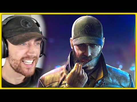 WillyB Reacts to Ubisoft Forward & New Watch Dogs Legion Info!
