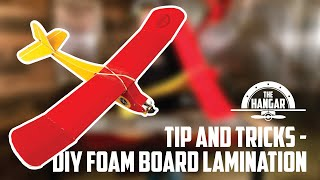 DIY Tips and Trİcks - Foam Board Cutting Tips and Laminations - Working with FoamBoard