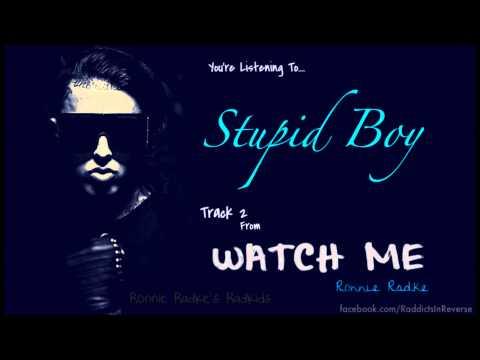 Ronnie Radke - Stupid Boy (Official Audio)
