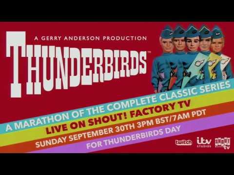 International Thunderbirds Day September 30th - Promo