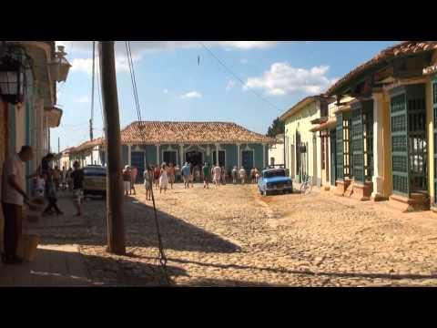 2013 Cuba Trinidad