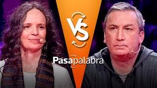 Pasapalabra | María Cristina Espinoza vs Erich Hunt