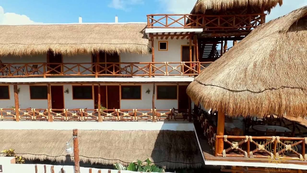 Hotel villas margaritas holbox quintana roo youtube for Villas quintana roo
