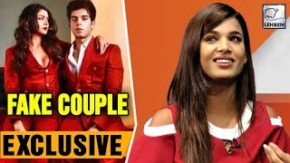 Splitsvilla 10: Naina Singh Reveals FAKE COUPLES On The Show | Exclusive Interview