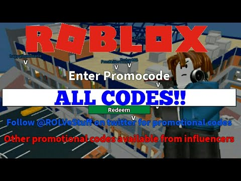 Roblox Promo Codes List Twitter Roblox Twitter Youtube Video