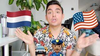 American vs Dutch Culture: Police