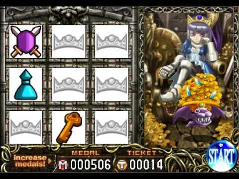 そこのけ!ずんずん姫 http://dice-online.jp/app/game/slot8?frm=youtube 数々のトラップやモンスターを蹴散らして、ダンジョンに眠る財宝を目指せ! B...