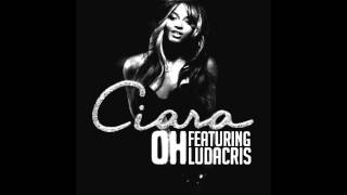 Ciara Ft  Ludacris - Oh (BLṾCK BELLY Chopped & Screwed)