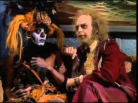 Beetlejuice Shrunken Head Guy Online Video Cutter Com 2 Youtube