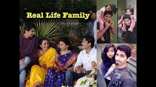 पहा लागिर झाल जी मधील विक्या म्हणजेच निखिलचे रिअल लाइफ फॅमिली फोटोज|Real Life Family pics of Nikhil