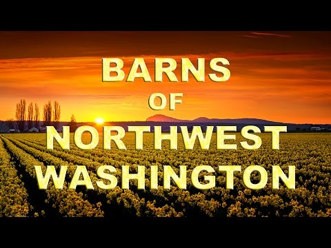 BARNS OF NORTHWEST WASHINGTON
