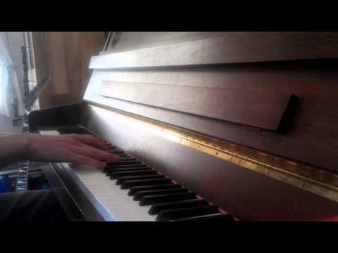 The Cinematic Orchestra: Arrival of the Birds - Piano cover