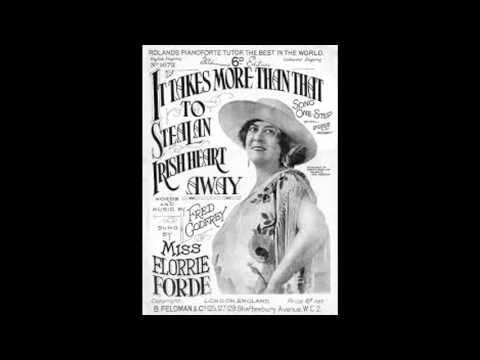 1900's British Music-Hall best female singers mix vol.1