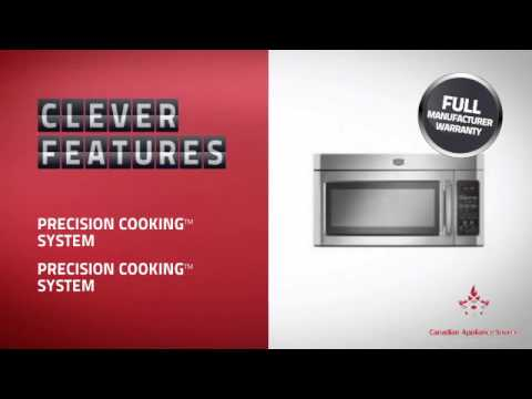 Maytag YMMV4203DS Over The Range Microwave