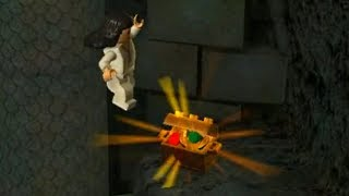 LEGO Indiana Jones - SECRET PUZZLE ROOM Minikit Location