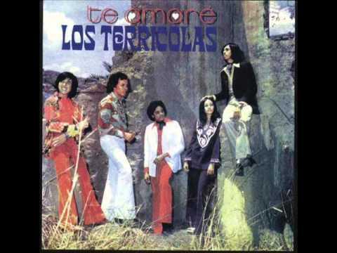 Los Terricolas - Te Amare 1973 (DISCO COMPLETO)
