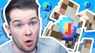 I Can BREATHE UNDERWATER in Minecraft Hardcore!
