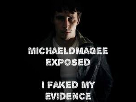 Michael Magee Caught Faking Evidence Of Ghosts On Tape