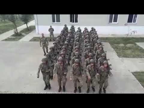 Askerlerden Ceyhan Emniyet Müdürü Bülent Tırnaksız'a Jest