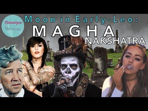 MAGHA NAKSHATRA IN THE MODERN MEDIA