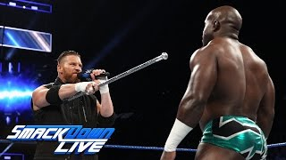 Apollo Crews vs. Curt Hawkins: SmackDown LIVE, 18. Oktober 2016
