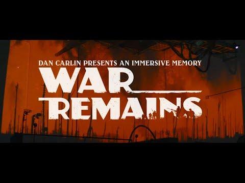 Making Of | War Remains: Dan Carlin Presents an Immersive Memory | MWM | Flight School | Skywalker |