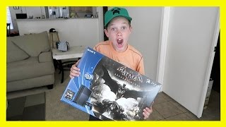BRYCE GETS HIS PS4!!! (6.29.15 - Day 1186) | Clintus.tv
