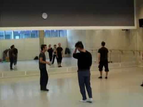 ArtEZ Y1 Hip Hop Gang (yet Unnamed), 1st Rehearsal 3/5