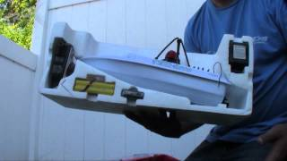TRCC UNBOXING - NQD Tear Into 757 Jetboat Unboxing... Consumer grade? more like dumpster grade!