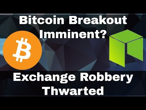 Crypto News | Bitcoin Breakout Imminent? Exchange Robbery Thwarted!