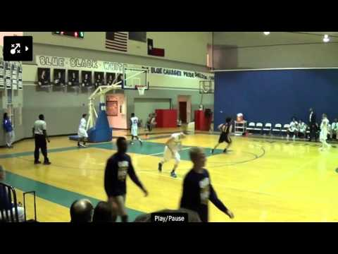 Logan McClure #2 47PTS 7RBD 8AST 5STL vs  Shelton School