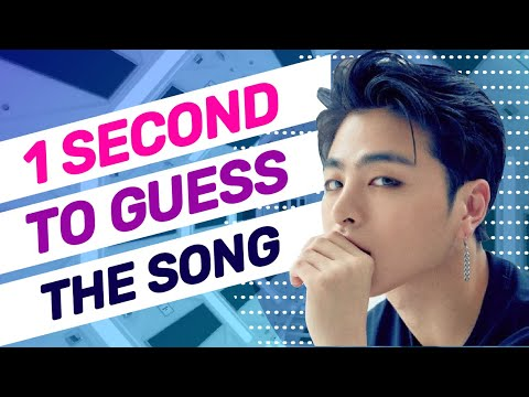 ▐  KPOP GAME  ▌►1 SECOND TO GUESS THE KPOP SONG #10◄