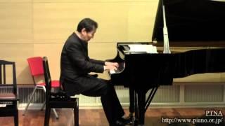 Schubert: 8 Ländler, D 378 Pf.岡原慎也