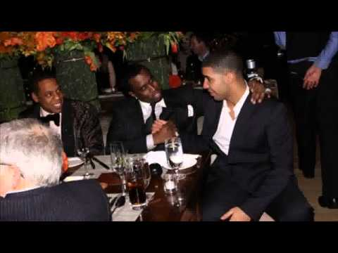 Drake Breaks His Silence After Diddy Fight – Which Might've Been Over A Beat
