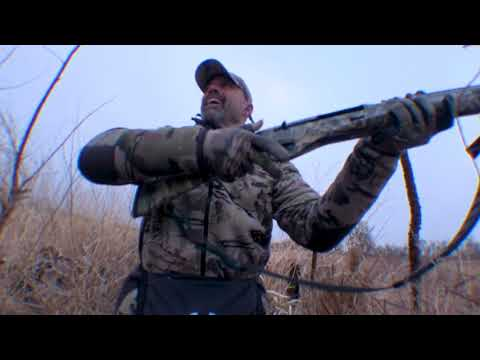 The CRUSH with Lee & Tiffany - Late Season Honkers - Outdoor Channel
