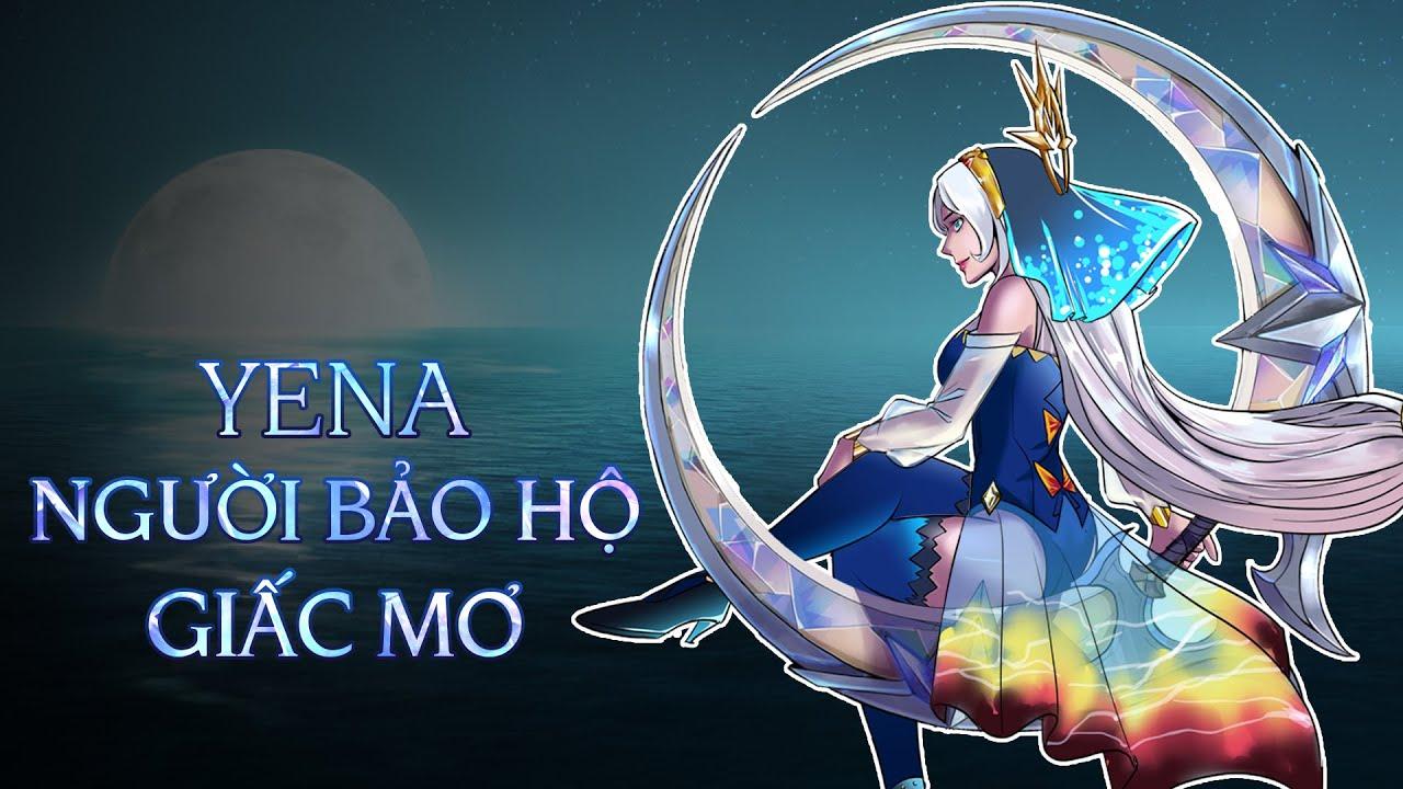 Yena Dạ Nguyệt Thánh Nữ: Người Bảo Hộ Giấc Mơ