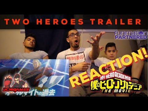 my-hero-academia-the-movie:-two-heroes-trailer-reaction!!-|-coming-to-north-america!!
