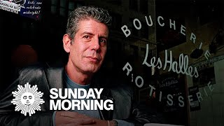 The private Anthony Bourdain
