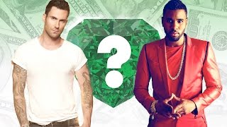 WHO'S RICHER? - Adam Levine or Jason Derulo? - Net Worth Revealed!