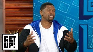 Jalen Rose likes Russell Westbrook over LeBron James for NBA MVP in 2019 | Get Up! | ESPN