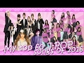 Download My Top 60 j-pop songs of 2016 MP3 song and Music Video