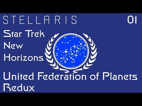 Let's Play Star Trek New Horizons (UFP) Redux part 1