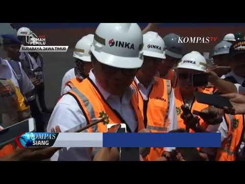 PT INKA Kirim 15 Kereta ke Bangladesh