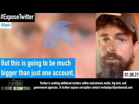 Twitter Insider Secretly Records CEO Jack Dorsey Detailing Agenda For Further Political Censorship