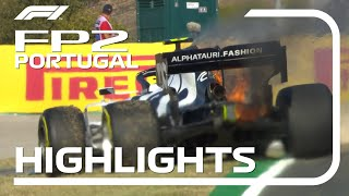2020 Portuguese Grand Prix: FP2 Highlights